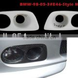 Body kits of 98-05-3#E46-Style M3-Front bumper air ducts