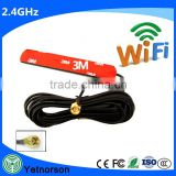 3M glue type GSM external Car patch Antenna 900/1800MHz dual band chip antenna