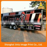 Cheap 3M vinyl removable waterproof uv resistant van wrap