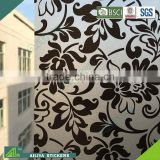 BSCI factory audit non-toxic vinyl pvc decorative adhesive bathroom privacy window film