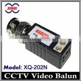 one passive cat5 cable rj45 video and power balun