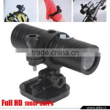 SJ2000 H.264 1080P Full HD Mini Bike Helmet Camera Head Helmet Sport Camera DV DVR Sports Camcorder 30 Meters Waterproof
