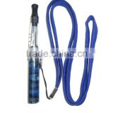 Beautiful,portable e-cigarette ego t lanyards,ego lanyard /Necklace with ring clip