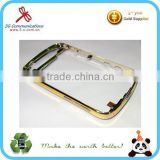 Original for blackberry Q10 gold housing for Blackberry BB Q10 gold bezel housing cover replacement Paypal Accepted