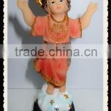 Decorative resin figurines, baby craft statues