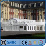 Luxury Customize Clear Top Hotel Tent In Europe from factory