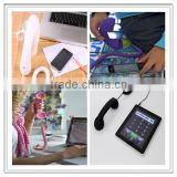 3.5mm Jack Radiation Proof Banana Phone Handset Telephone Receiver for Mobile phone