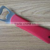 silica gel bottle opener with iron