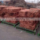 Inquiry about Millberry Copper scrap99.9%factory price