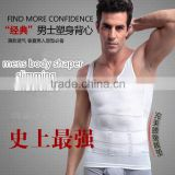 High quality tummy control men slimming burn fat body shaper with low moq