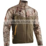Battery Heated Jacket For Hunting Camouflage Clothing/ Heated Hunting Clothing