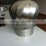 Stainless steel Air Ventilator Stove or Boiler wind cap chimney cowl chimney pipe