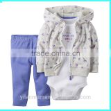2016 New baby clothes 1 set clothes infant set Jacket and Pants Set                                                                         Quality Choice