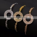 round circle zirconia bangle new designs wedding gift unique wholesale cz 925 china bracelet