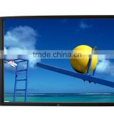 Rear film screen Material and Yes Portable transparent rear projection film fixed frame Projection