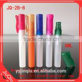 8ml Plastic Perfume Pen Sprayer Wholesale High Quality Pen Sprayer Custom Perfume Bottles