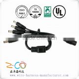 molding cable assembly 4mm2 dc solar cable