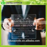 DDI-C011 Trade Assurance Cheap Wedding Invitation Samples