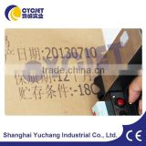 Hand Carton Box Inkjet Printer /Electronic Date and Time Stamp Machine