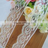Wholesale Non-elastic Craft Lace Ribbon Trim Fabric For Baby Girl Bride Wedding Dress Accessories