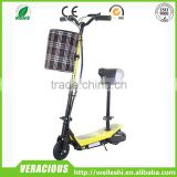 Factory wholesale two wheel Lead acid battery scooter /electric scooter with seat/electric bike.