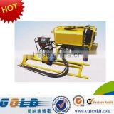 hydraulic trunnel drilling rig for hydro-power station, hydraulic rotary drilling rig, drilling rig