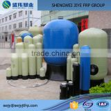 Alibaba Assurance! Hot Sale Wastes Recycling FRP Pressure Vessels / Water Filters Vessel