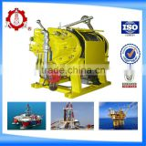 5 ton Air driven winch for ships
