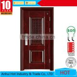 Nnew Design Interior PVC Wooden Door for Bedroom Waterproof Door Security Door for Homes