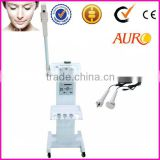 AU-909C Skin firmming anti wrinkle facial steamer Face Toning Machine Ultrasonic Machine