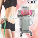New health Natural slimming machine, laser lipolysis machine, physiotherapy equipment with 6 cryo handles