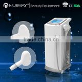 Hot selling 10 laser bars big spot 808nm lumenis diode laser hair removal machine(Cutomize Spanish System)