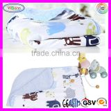 C342 Animal Cartoon Cashmere Blanket Baby Newborn Soft High Quality Blanket