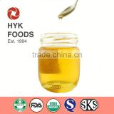top sell 100%pure acacia bee honey in jar or for bulk sale