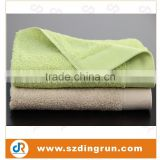 100% Cotton Towel Solid Color Plain Dyed Face Towels