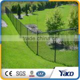 Residential building use Good rigidity cyclone fencing With 50mm Diamond Mesh