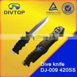 420 Stainless steel dive knife utility knife blades