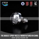 CYCO 316 High Pressure Fire Fighting Nozzle, 303 Mist Nozzle, OEM Supplied 18*1.5 Threaded Fir Fighting Nozzle