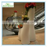 Qingdao high quality popular frp flowerpot