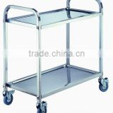 service trolley with square tube