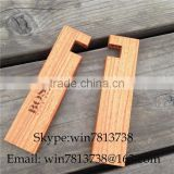 Shop Display Wooden Stand Multifunctional For IPAD Creative Wooden Stand With Logo For iPad Support Holder Phone Base