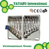 Professional Ratchet Spanner set