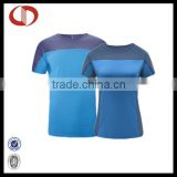 Cannda fashion design couple sport t shirts wholesale