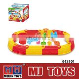 Hot Summer Kids Plastic Beach table Pack Beach Toy