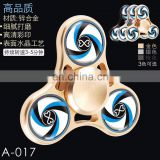 hand spinner stress reducer relieves ADHD fidget spinner