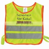 Reflective vest with EN471standard,Kid's reflective vest,safety coat