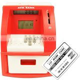 Top selling products in alibaba coin bank safe/atm machine toy atm bank