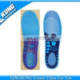 2014 Popular silicon rubber insole / shoe insole