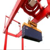 Rmg Rail Mounted Double Girder Container Gantry Crane