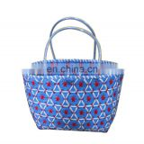 Hot Sales Plastic hand woven Shopping Bag